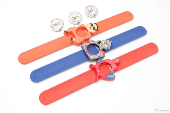 Đồng hồ cuộn nhí nhảnh cho bé - 4