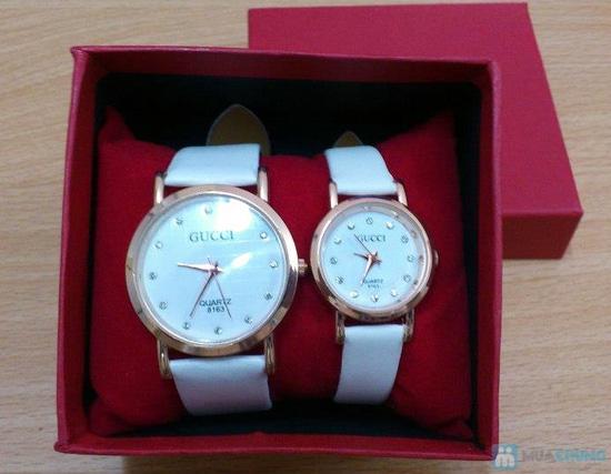 Đồng hồ đôi thời trang, cá tính - Món quà tuyệt vời cho tình yêu của bạn - Chỉ với 140.000đ/2 chiếc - 9