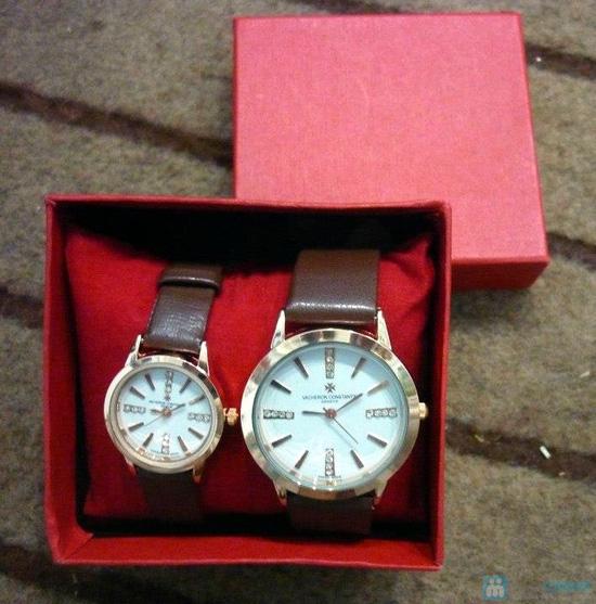 Đồng hồ đôi thời trang, cá tính - Món quà tuyệt vời cho tình yêu của bạn - Chỉ với 140.000đ/2 chiếc - 8