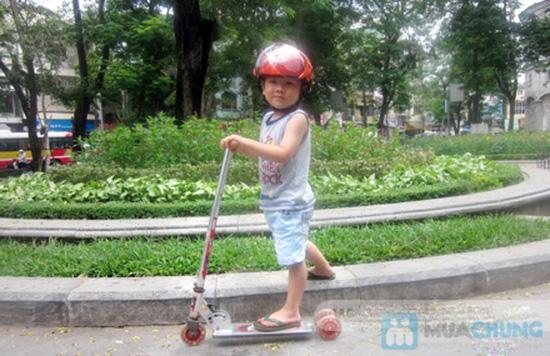 Mũ bảo hiểm trẻ em có kính chuẩn CR - 7