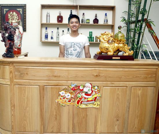 Lẩu cháo trai Lâm Phương dành cho 4 người ăn - 33