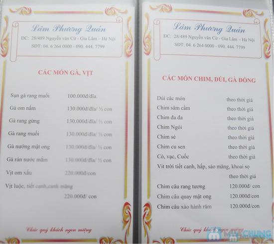 Lẩu cháo trai Lâm Phương dành cho 4 người ăn - 35