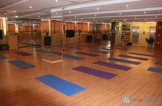 Yoga dành cho trẻ em tại Hương Anh Spa - 1
