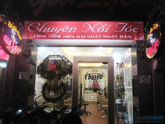 Trọn gói uốn/duỗi/nhuộm/hấp dầu không bù tiền tại Beauty Salon Gia Lạc - Chỉ 195.000đ - 1