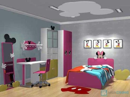 tủ trẻ em 80x40x120 - 3