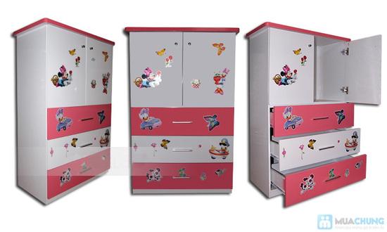 tủ trẻ em 80x40x120 - 5