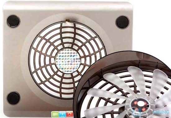 Đế tản nhiệt NC10 - tản nhiệt và tăng cường độ bền cho Laptop - 4