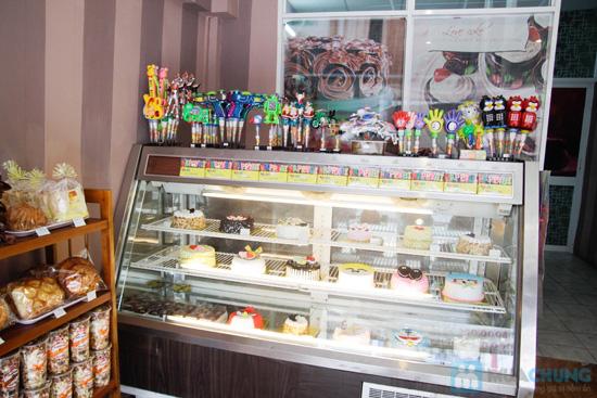 Phiếu mua bánh kem thơm ngon, đẹp mắt tại Love Cake - 22