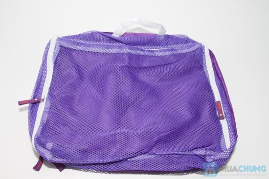 Bộ 05 túi BAGS IN BAG tiện dụng thích hợp cho những chuyến đ xa - Chỉ 155.000đ/ 01 bộ - 1