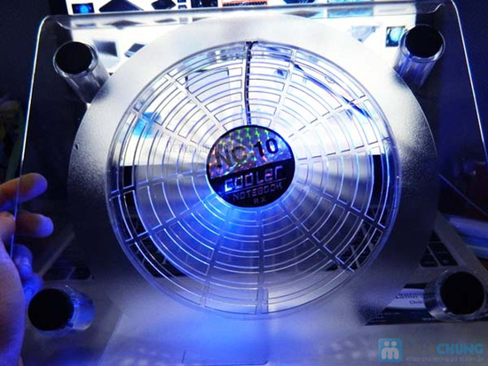 Đế tản nhiệt NC10 - tản nhiệt và tăng cường độ bền cho Laptop - 2
