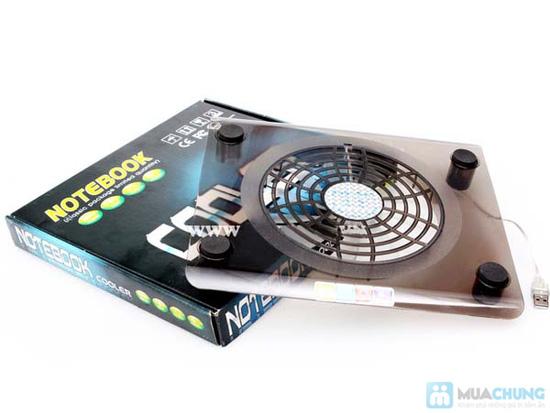 Đế tản nhiệt NC10 - tản nhiệt và tăng cường độ bền cho Laptop - 1