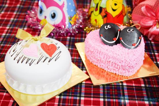 Phiếu mua bánh kem thơm ngon, đẹp mắt tại Love Cake - 11