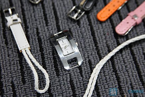 Đồng hồ dây da bính 2 vòng, kiểu dáng độc đáo - Chỉ 105.000đ/ 1 chiếc - 7