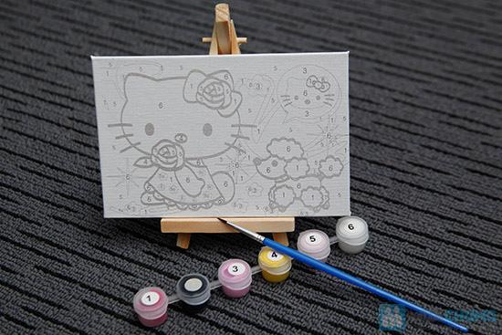 Combo 2 bộ kít tập tô màu cho bé - 5