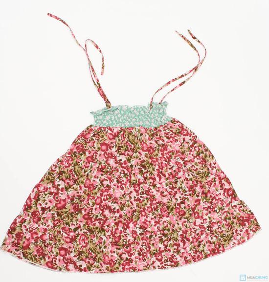 Váy maxi cho bé - 2