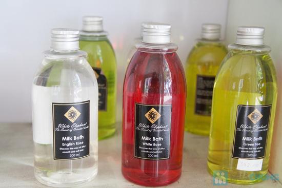 Massage toàn thân với tinh dầu hướng dương Phong cách châu âu tại Spa Hoa Trà Xanh - Chỉ 90.000đ - 7