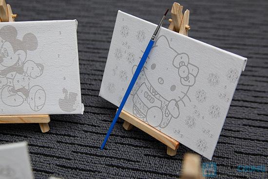 Combo 2 bộ kít tập tô màu cho bé - 8