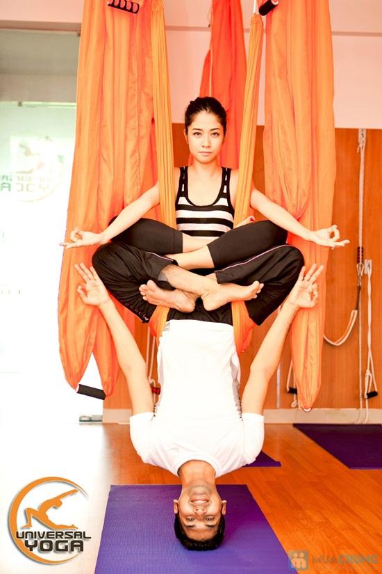 Khóa học Yoga Ấn Độ (01 tháng) tại Universal Yoga - Chỉ 300.000đ - 4