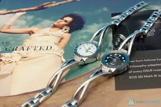 Đồng hồ lắc tay dành cho nữ - Món quà ý nghĩa, sang trọng - 2
