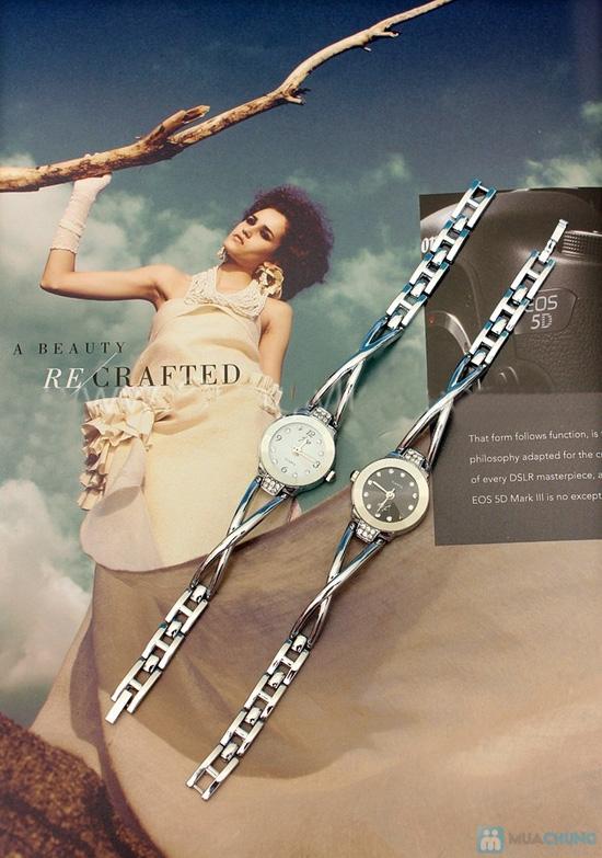 Đồng hồ lắc tay dành cho nữ - Món quà ý nghĩa, sang trọng - 14