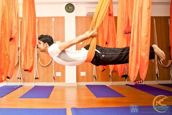 Khóa học Yoga Ấn Độ (01 tháng) tại Universal Yoga - Chỉ 300.000đ - 3