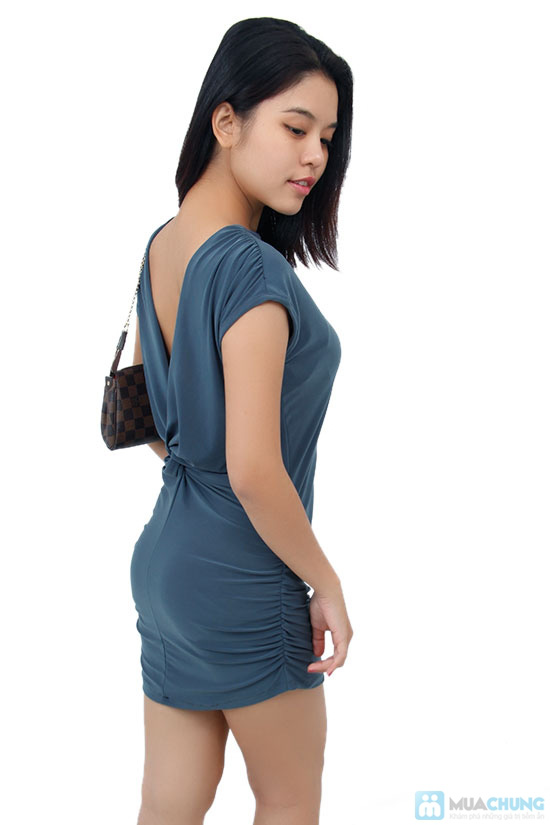 Đầm body thắt nơ lưng - Chỉ 110.000đ/01 chiếc - 2