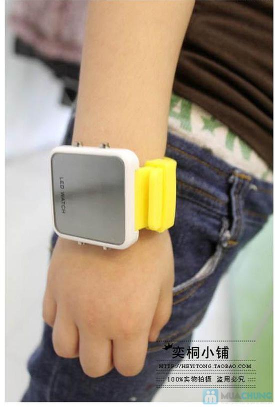 Đồng hồ đeo tay led thời trang - Cho bạn một phong cách mạnh mẽ, cá tính và hiện đại - Chỉ với 65.000đ/chiếc - 1