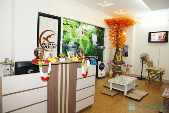Khóa học Yoga Ấn Độ (01 tháng) tại Universal Yoga - Chỉ 300.000đ - 8