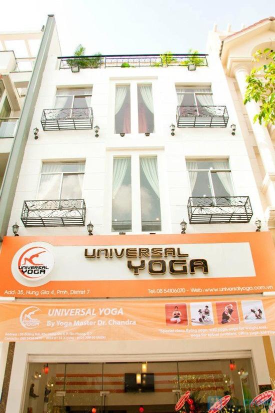 Khóa học Yoga Ấn Độ (01 tháng) tại Universal Yoga - Chỉ 300.000đ - 7
