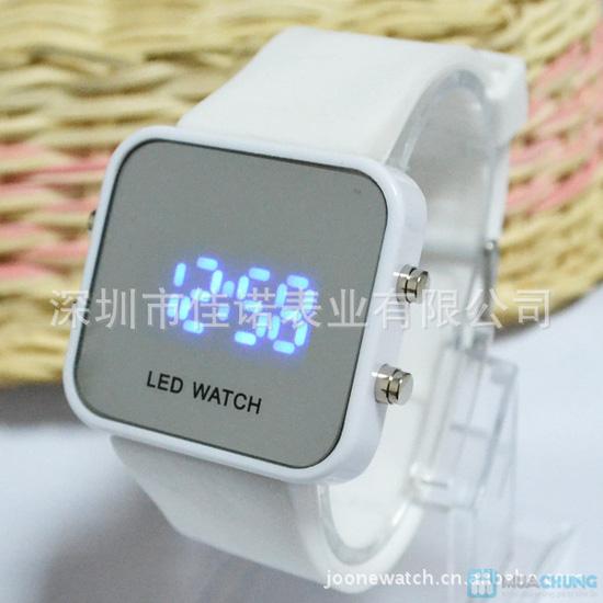 Đồng hồ đeo tay led thời trang - Cho bạn một phong cách mạnh mẽ, cá tính và hiện đại - Chỉ với 65.000đ/chiếc - 2