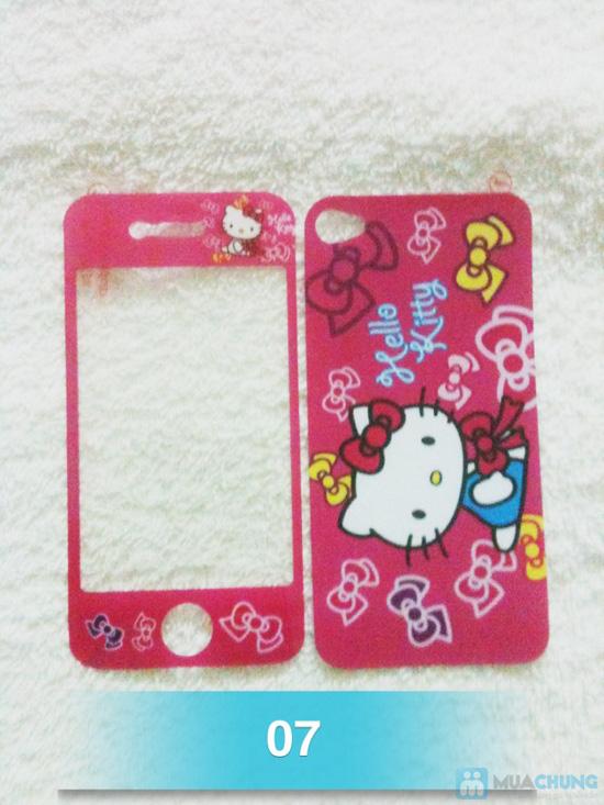 Miếng dán xinh xắn cho iPhone 4/4S - 9