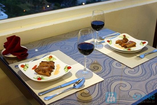 Bữa tối lãng mạn cho 2 người tại nhà hàng Sea View - Chỉ 315.000đ - 11