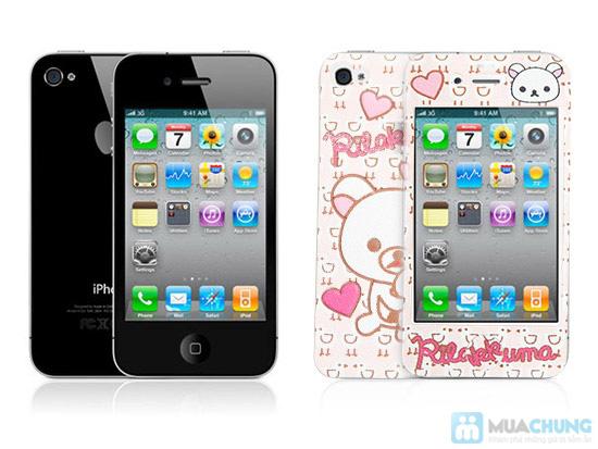 Miếng dán xinh xắn cho iPhone 4/4S - 1