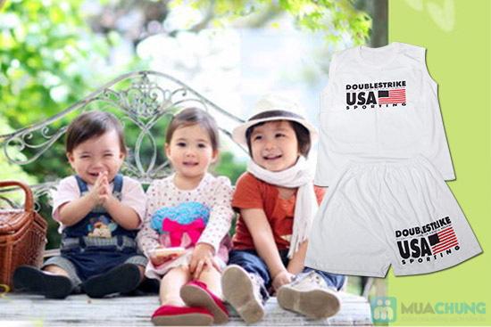 Combo 2 bộ đồ trẻ em 5 - 6 tuổi - Chỉ 105.000đ - 5