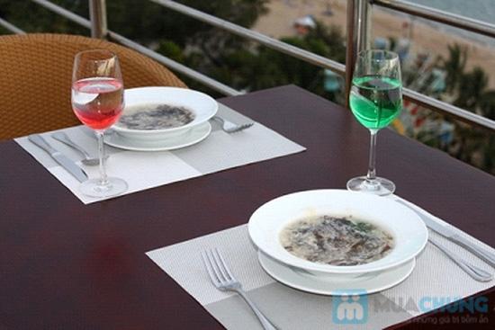 Bữa tối lãng mạn cho 2 người tại nhà hàng Sea View - Chỉ 315.000đ - 4