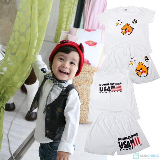 Combo 2 bộ đồ trẻ em 5 - 6 tuổi - Chỉ 105.000đ - 7