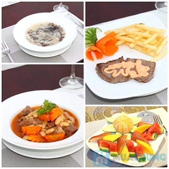 Bữa tối lãng mạn cho 2 người tại nhà hàng Sea View - Chỉ 315.000đ - 1
