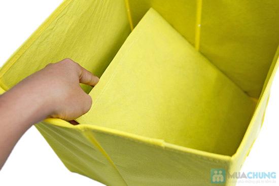 Sọt đựng đồ bằng vải không dệt - Chỉ với 58.000đ - 4