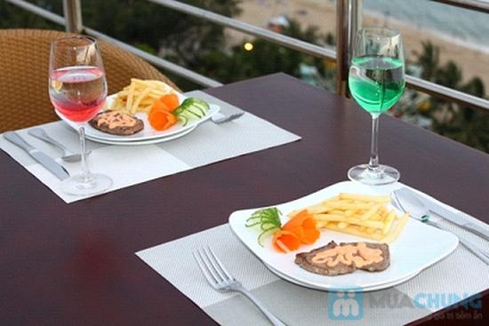Bữa tối lãng mạn cho 2 người tại nhà hàng Sea View - Chỉ 315.000đ - 5