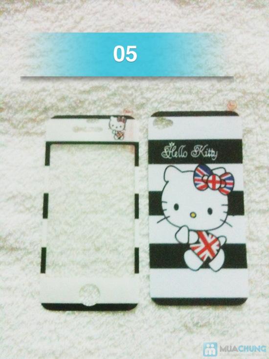 Miếng dán xinh xắn cho iPhone 4/4S - 7