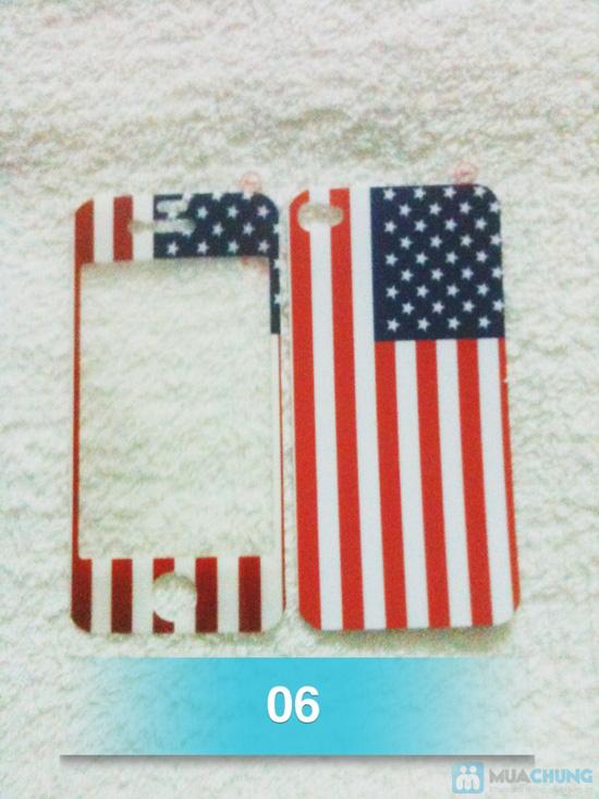 Miếng dán xinh xắn cho iPhone 4/4S - 8