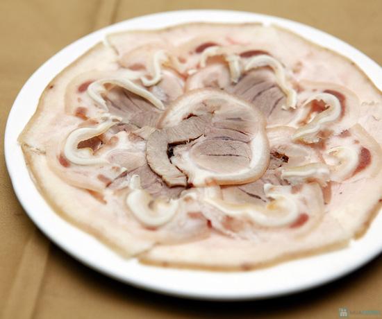Thưởng thức món Cuốn, Lẩu riêu tại Nhà hàng Chez Mai - 2