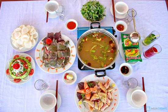 Set ăn Lẩu gà, baba tại Nhà hàng Thiên Hồng Phát - Chỉ 398.000đ - 8