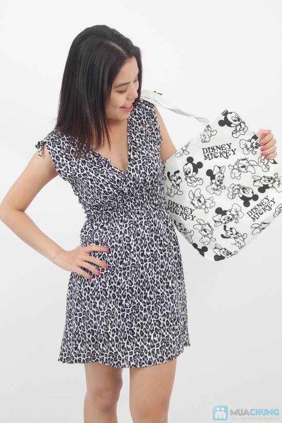 Túi xách nữ họa tiết chuột Micky đáng yêu - Chỉ 65.000đ/sản phẩm - 4
