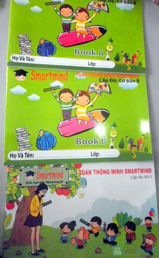 Chương trình toán thông minh smartmind cho bé 4-14 tuổi - 8