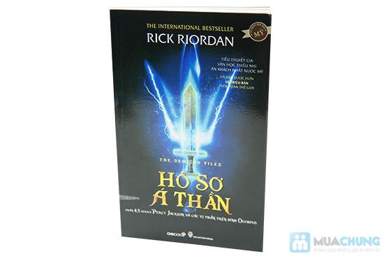 Bộ sách của tác giả Rick Riordan ( 3 cuốn) - 2
