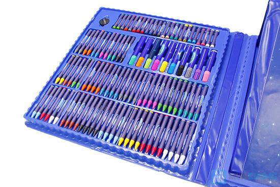 Hộp bút màu 215 món cho bé từ 3 tuổi trở lên - Chỉ 275.000đ/hộp - 4