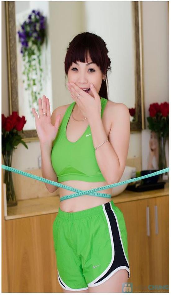 Giảm béo bằng công nghệ triệt tiêu mỡ Lipoderm của Hàn Quốc tại Korean Beauty Center - 1
