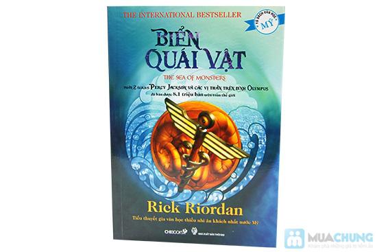 Bộ sách của tác giả Rick Riordan ( 3 cuốn) - 3