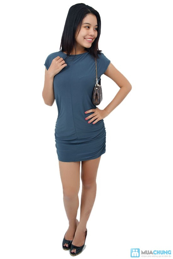 Đầm body thắt nơ lưng - Chỉ 110.000đ/01 chiếc - 1